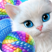 Knittens: Sweet Match 3 Puzzles & Adorable Kittens (Unreleased) Android APK Download Free By Big Fish Games