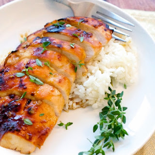Boneless Chicken Breast With Sauce Recipes