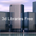 3d Libraries Free icon