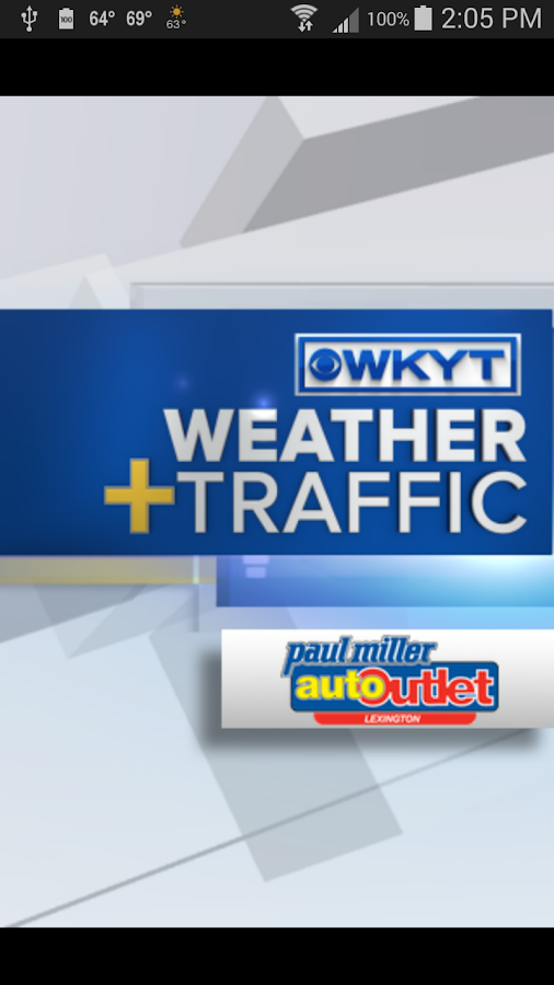 WKYT Weather+Traffic- screenshot