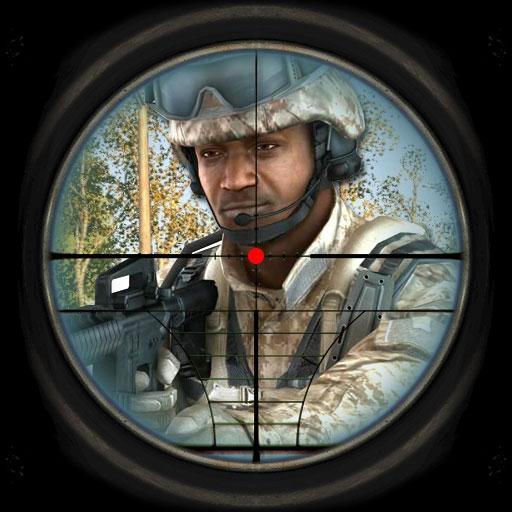 Commando Battle Sniper Shooter  - Survival Mission