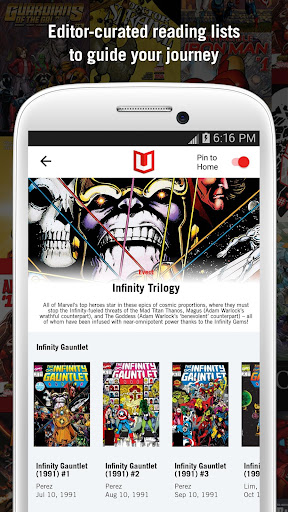 Marvel Unlimited 4.4.0 gameplay   AndroidFC 2