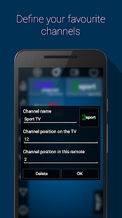 Smart TV Remote - náhled