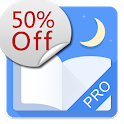 Moon+ Reader Pro (50% OFF) icon