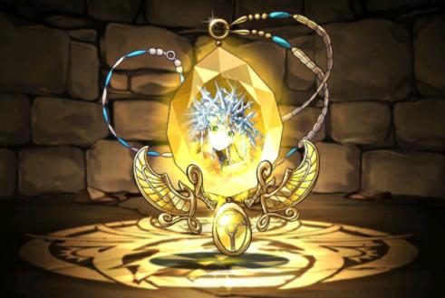 金晶の氷雪王・ミアーダの首飾り