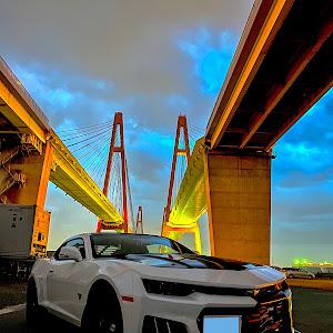 カマロ   LT RS 3.6L カメマレイティブエディション30台限定車のカスタム事例画像 トムさんの2020年07月13日00:31の投稿