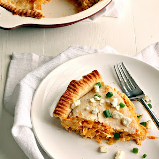 Savor National Pie Day with This Buffalo Chicken Pie