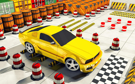Free Car Parking Game 3D : Parking Simulator 1.0.03 screenshots 2