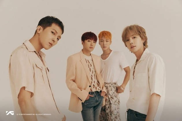 WINNER released a new album 'WE' and the title song 'AH YEAH' became the top of the Korea music charts