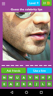 Guess Indian celebrities lips - náhled