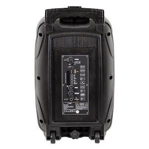 Boxa portabila Bluetooth i-JMB, 20 W, USB/TF/FM, 10 m, 3600 mAh