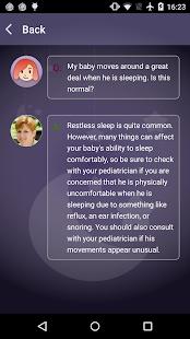 JOHNSON'S® BEDTIME® Baby Sleep- screenshot thumbnail