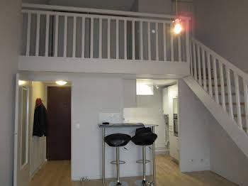 Appartement 2 pièces 32,73 m2