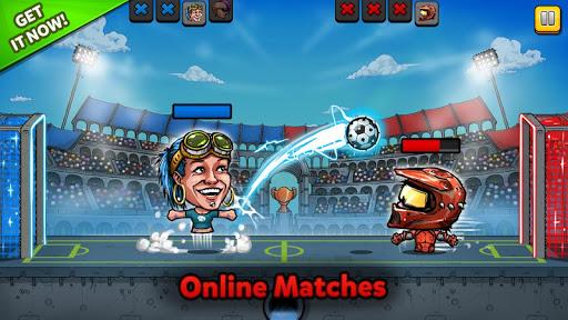u26bd Puppet Football Fighters - Steampunk Soccer ud83cudfc6 0.0.72 screenshots 2
