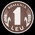 1 Leu | RON Exchange Rates icon