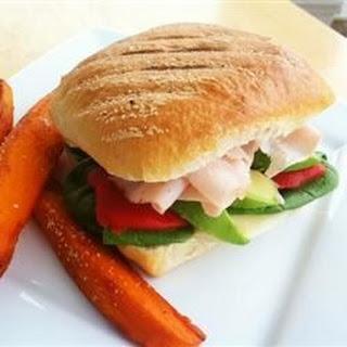 Turkey Avocado Panini Recipes