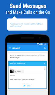 HOUND Voice Search & Assistant Screenshot 8