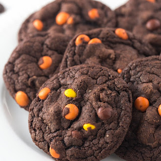Reese's Double Chocolate Cookies