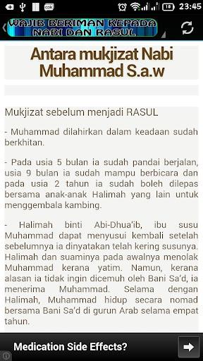 Mukjizat Para Nabi & Rasul screenshots apkspray 19