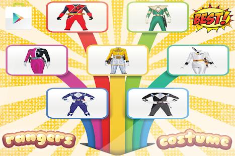 Rangers Hero Costume - náhled