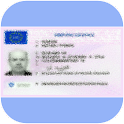 DRIVING LICENCE CHECK icon