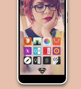 Krix Icon Pack- screenshot thumbnail