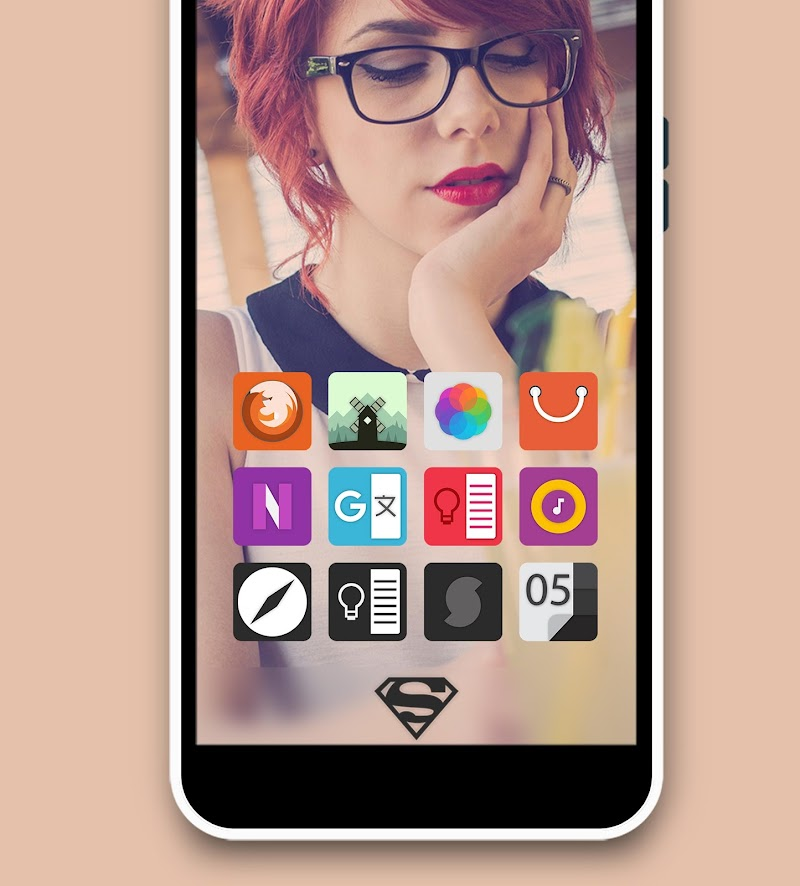 Krix Icon Pack Screenshot 3