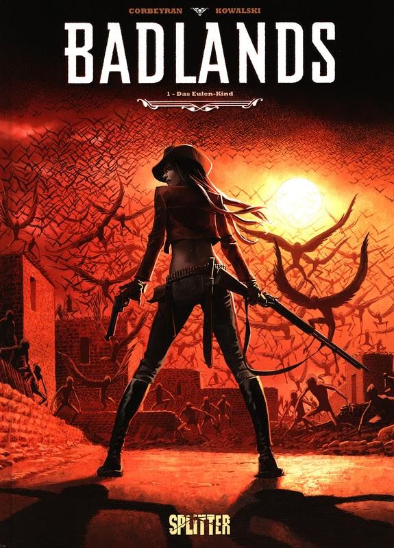 Badlands (2014) - komplett