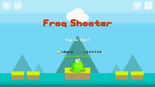 长的青蛙射手