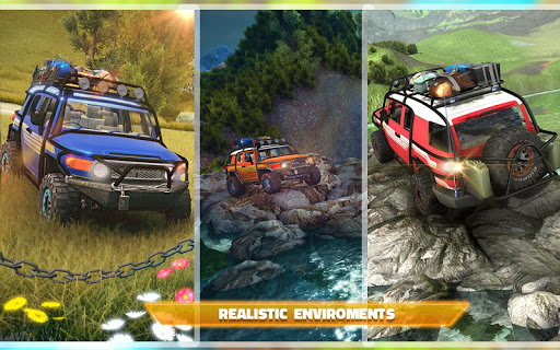 Offroad Jeep Driving 2020: 4x4 Xtreme Adventure filehippodl screenshot 4