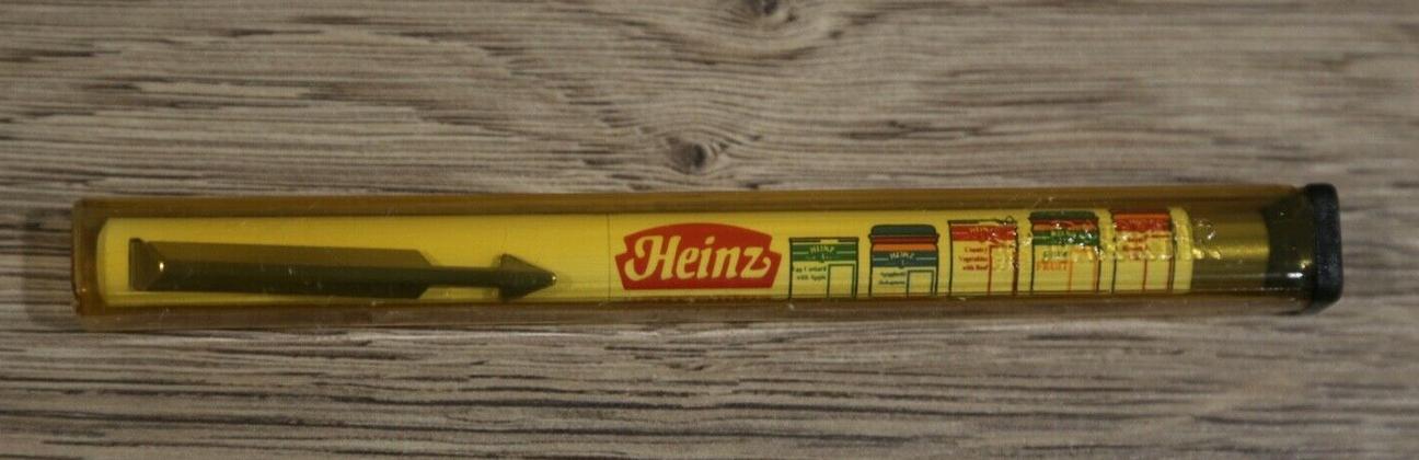 heinz promotie pennen verzamelen