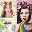 Collage Flower Crown PicEditor