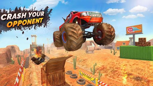 Monster Truck OffRoad Racing Stunts Game 1.7 screenshots 12