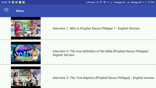 Prophet Kacou Philippe (Official) android2mod screenshots 13