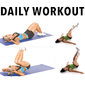 Daily Workout Stay Fit App
