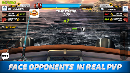 Fishing Clash: Catching Fish Game. Bass Hunting 3D APK screenshot thumbnail 3