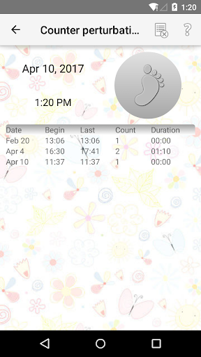Pregnancy Calendar 2.5.1 screenshots 8