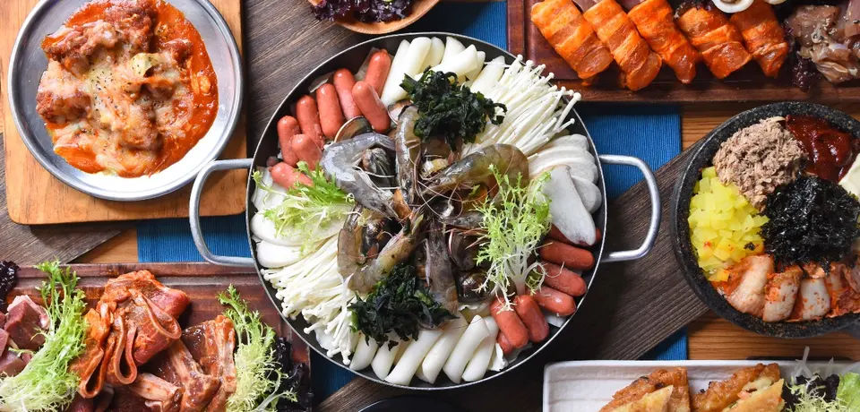 啾哇嘿喲 韓式烤肉專門店 - 捷運忠孝復興站