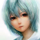 Rei Ayanami  New Tab Page HD Pop Anime Theme
