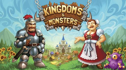 Kingdoms & Monsters (no-wifi) 1.1.131 screenshots 6