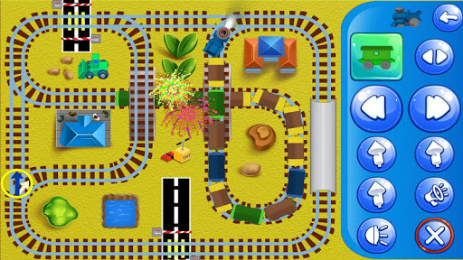 Trains for Kids  screenshots 14