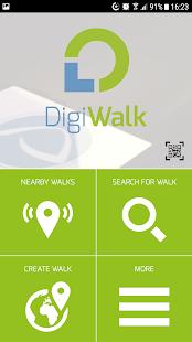 DigiWalk - náhled