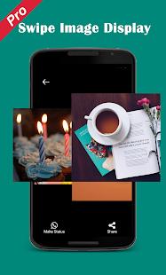 Pro Status download Video Image status downloader Screenshot
