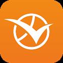 Travel planner icon