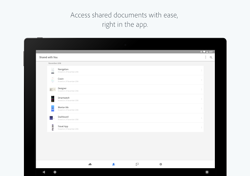 Adobe XD 27.0.0 (28548) Apk for Android 10