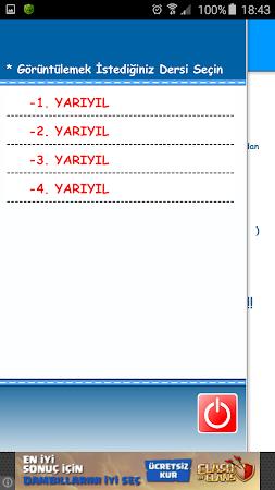 AÖF İlahiyat Çıkmış Sorular 1.1.3 screenshot 1590244