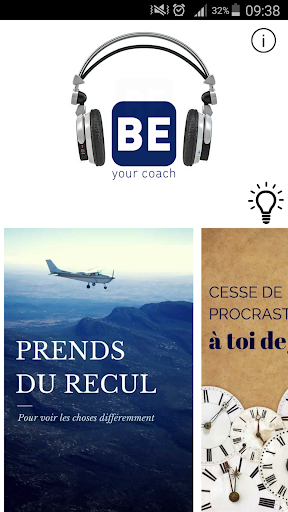 BE your coach