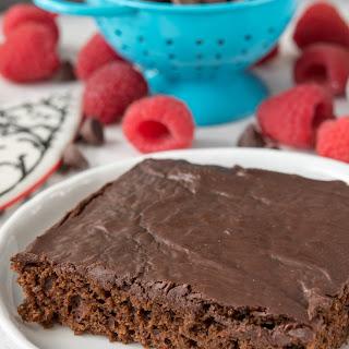 Better Chocolate Sheet Cake