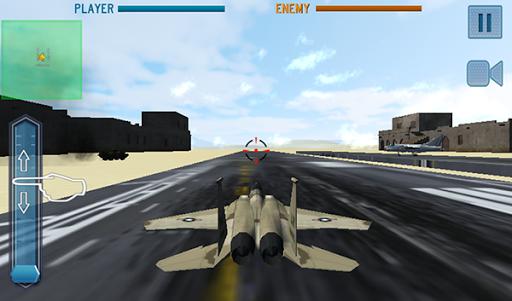 F16坦克伏击战斗3D