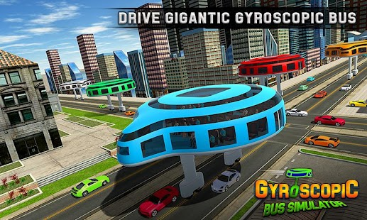 Gyroscopic Bus 2017- Public Transport Driving Game - náhled